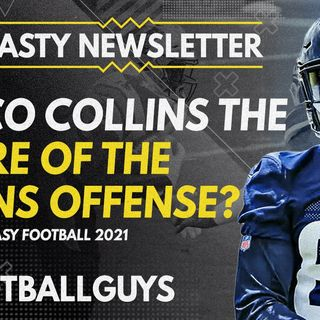 Is Nico Collins the future of the Texans? - Dynasty Fantasy Football 2021