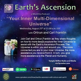Your Inner Multi-Dimensional Universe