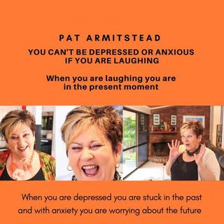 Let's Laugh with Pat Armitstead!