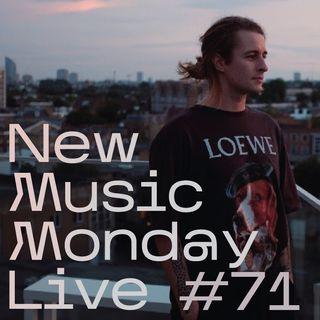 New Music Monday Live #71