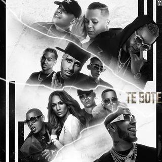 Te Bote (Extended Version) (Full Calidad) - Casper Magico Y Mas Artistas (Edit By DJ Basico Impromix)