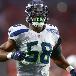 Maxx Sports Entertainment show:Guest Seattle Seahawk D.J.Alexander
