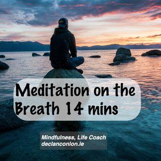 Meditation on Breath -14 mins