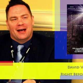 Right Before Your Eyes! Filmmaker David Vincent Bobb (full teaser) on the Hangin With Web Show
