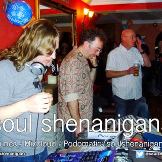 EP 544 ::: Soul Shenanigans ::: 2020 February 23rd