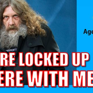 Alan Moore: You're Locked Up in Here with Me | Episode #120