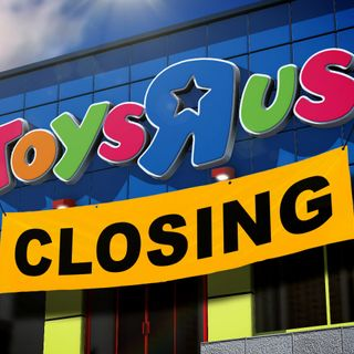 Screaming Boy: Being a Toys R Us Kid