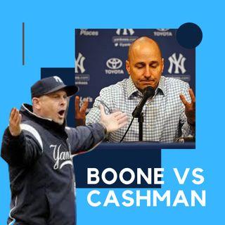 Podcast de los Yankees: Se calentaron las cosas en las oficinas del Bronx