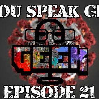 Episode 21 (Coronavirus, Three Jokers, Nioh 2, and more!)