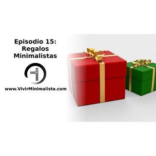 Episodio 15: Regalos minimalistas