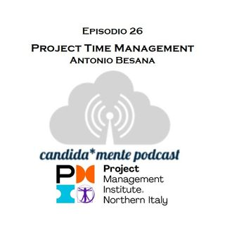 Episodio 26 - Antonio Besana - Personal Time Management