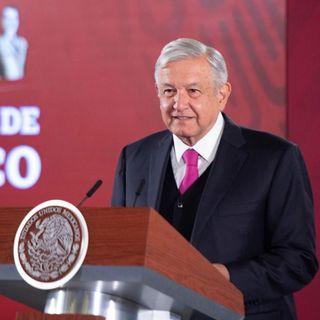 Confía AMLO que Bolivia no tomará embajada mexicana