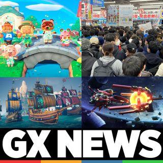 GX News 20 - Caos en Akihabara, Carnaval en Animal Crossing, R-Type Final 2 y Sea of Thieves