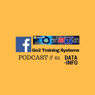 DATA INFO By Go2 Training Systems-EP 1