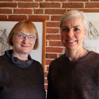 2. s. e. trintitatis. Trine Kofoed i samtale med Hannah Lyngberg-Larsen