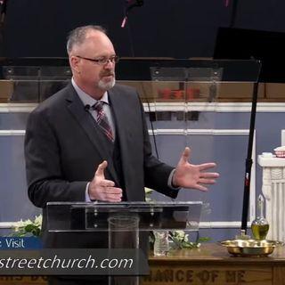 Unseen Battles - 2-28-21 (Better Volume) Pastor Joe Myerss