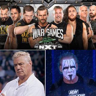 NXT War Games Preview