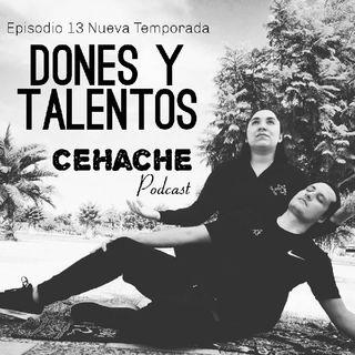 13 Dones y Talentos CeHache NUEVA TEMPORADA