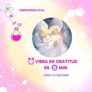 Agradece con el Arcangel Gabriel