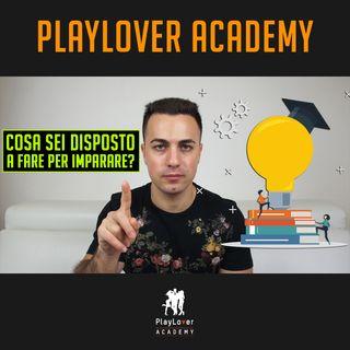 495 - Cosa sei disposto a fare per imparare?