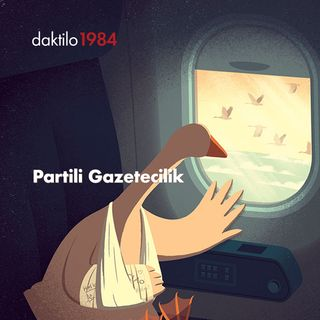 Partili Gazetecilik |Çağlar Cilara & Beril Eski| Bölüm #10