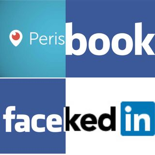 Facebook como Periscope y Linkedin como Facebook