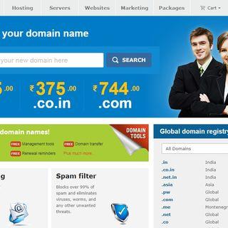 Buy Cheap Domain Name & Web Hosting   ENTERMYHOST