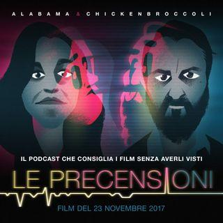 LE PRECENSIONI • S2E12 • 23 novembre 2017