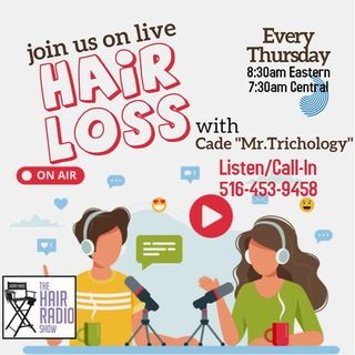 """The Hair Radio Morning Show"" #468  Thursday, June 25th, 2020"