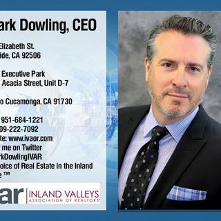 REAL ESTATE UPDATE IN IVAOR BY MARK DOWLING, CEO OF INDIAN VALLEY ORGANIZATION