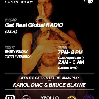 GET REAL GLOBAL RADIO intro