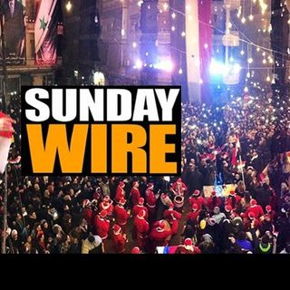 Sunday Wire - 'Bells of Christmas in Aleppo' with guests Vanessa Beeley & Friends