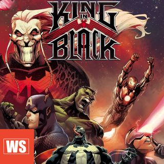 King In Black #1, M.O.D.O.K : Head Games #1 & More : Marvel Comics Round Up