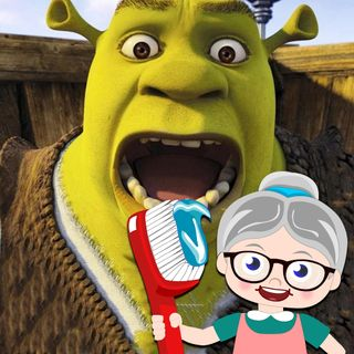 Shrek - Toothbrush Stories