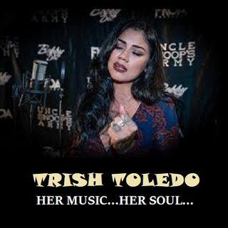 TRISH TOLEDO en El Show de Tony Franco