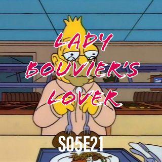 67) S05E21 - Lady Bouvier's Lover