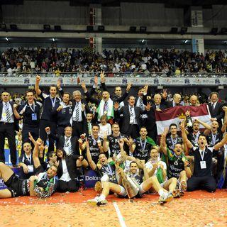 Da Radio Dolomiti: ultimi punti Finale Champions League 2011 - Trento-Kazan 3-1 a Bolzano