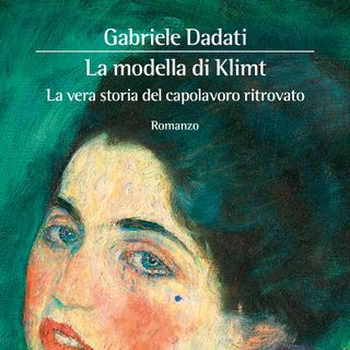 """Gabriele Dadati """"La modella di Klimt"""""""
