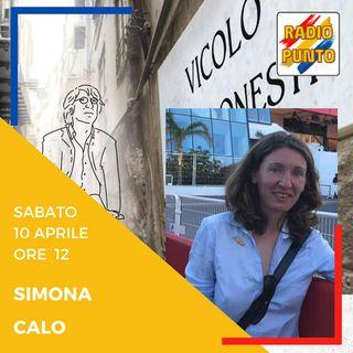 Il vicolo degli onesti. IL DOCUFILM. Intervista a SIMONA CALO. Prima parte.
