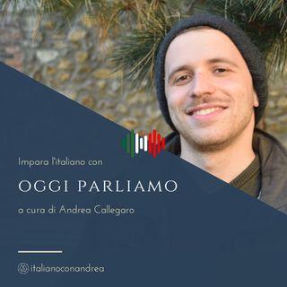 Oggi Parliamo - Italiano con Andrea
