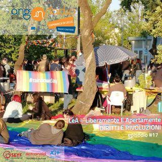 Puglia - Radio Cantiere #17 - LeA - Diritti e Rivoluzioni