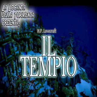 Audiolibro Il Tempio - H.P. Lovecraft