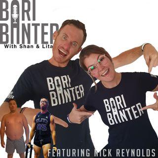 BARI BANTER #33 -  Nick Reynolds