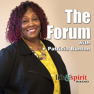 Patricia Bunton - The Forum Episode 14