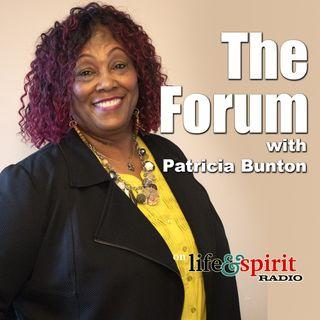 The Forum with Patricia Bunton