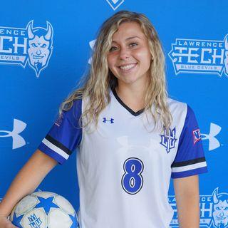 Laura Silverman of LTU Women's Soccer   Ep 103