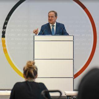 La CDU verso le elezioni con Armin Laschet. Sfidanti e panorama politico