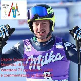 Intervista Silvano Varettoni