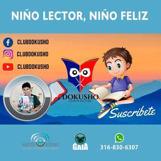 NUESTRO OXÍGENO Niño lector niño feliz - Gustavo Rincón