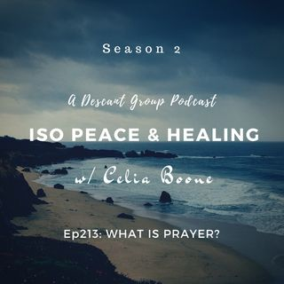 ISOP213: What Is Prayer?